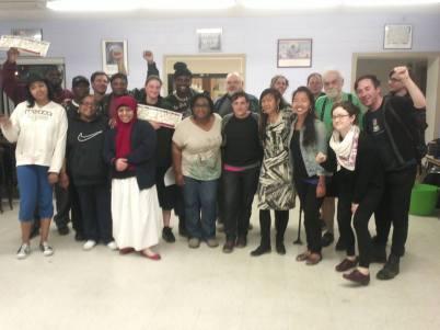 SoMove Oral History workshop DARE 2014